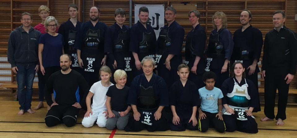 Börja träna Kendo 2019!!!